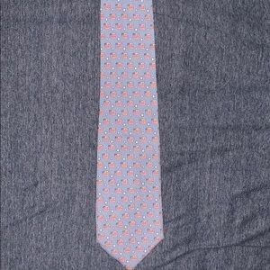 Vineyard Vines Men's American Flag Tie